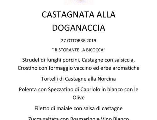 Castagnata 27 ottobre – Doganaccia